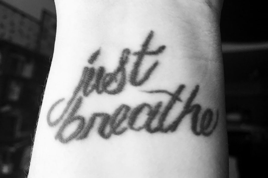 Tattoo Story: Just Breathe – Now On Repeat